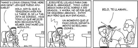 Asistencia Tecinica Linux…II